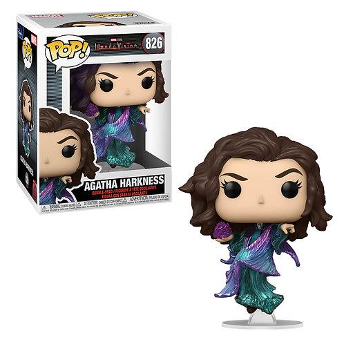 Funko Pop! Marvel Studios WandaVision Agatha Harkness #826