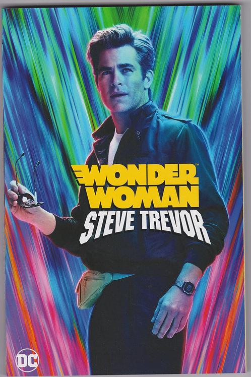 Wonder Woman : Steve Trevor