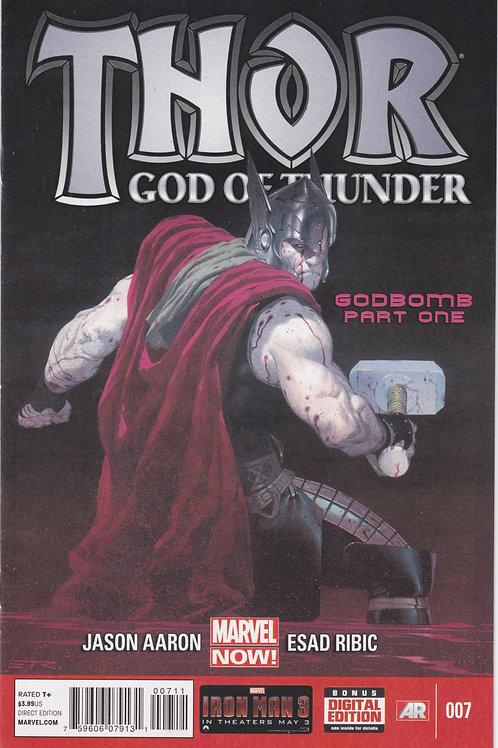 Thor God of Thunder #7