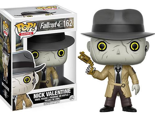 Funko Fallout 4 Nick Valentine Pop! #162