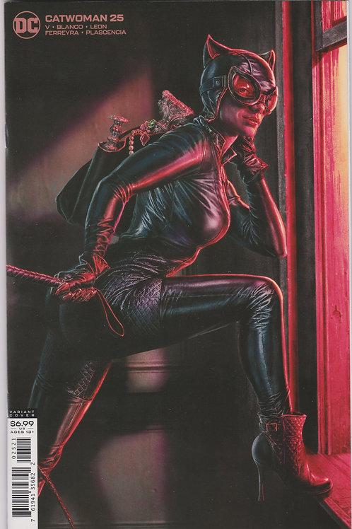Catwoman #25 Cover B Variant (Joker War)