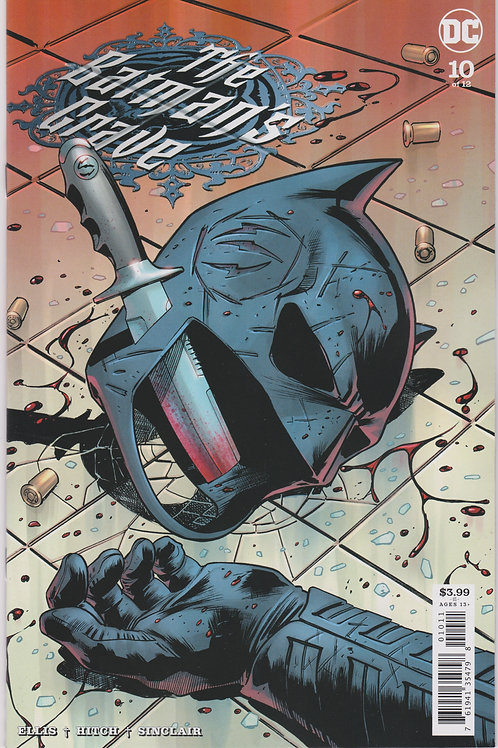 The Batman's Grave #10 (of 12)