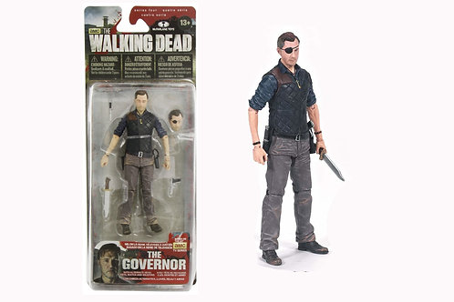 The Walking Dead McFarlane The Governor Series Four Action Figure