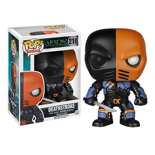 Funko Pop! Television DC Arrow Deathstroke #210