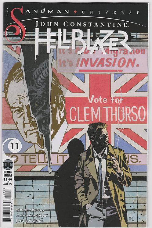 John Constantine Hellblazer #11