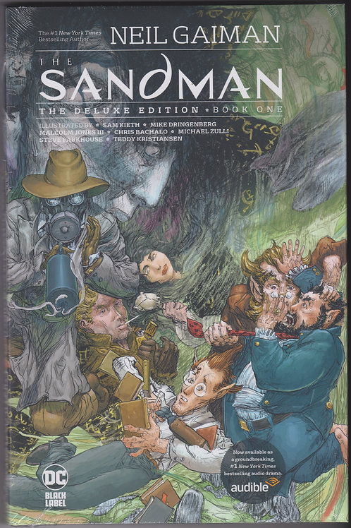 Sandman : The Deluxe Edition Book One