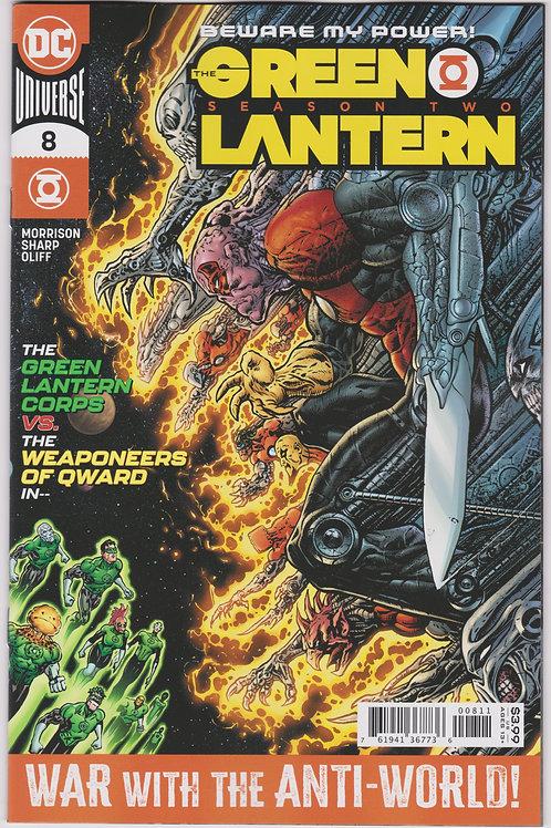 Green Lantern Season Two #8 (of 12)