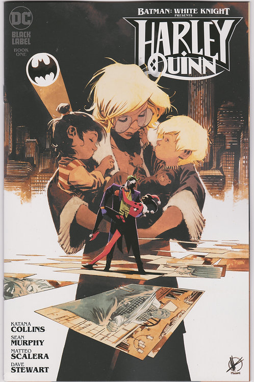 Batman White Knight Presents : Harley Quinn #1 (of 6)