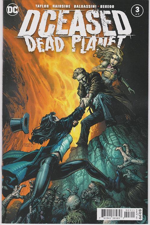 DCeased Dead Planet #3 (of 7)