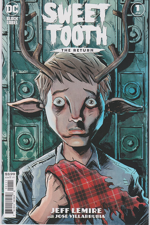 Sweet Tooth : The Return #1 (of 6)