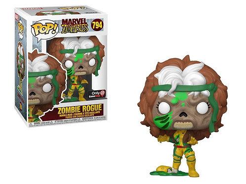 Funko Pop! Marvel Zombies Zombie Rogue GameStop Exclusive #794