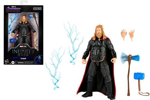 Avengers Infinity Saga Marvel Legends Thor Action Figure