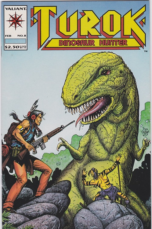 Turok Dinosaur Hunter #8
