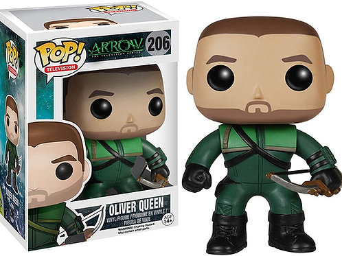 Funko Pop! Television Arrow Oliver Queen #206