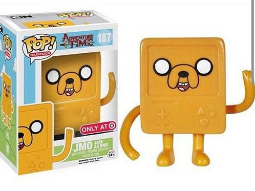 Funko Pop! Television Adventure Time JMO (Jake as BMO) Target Exclusive #187