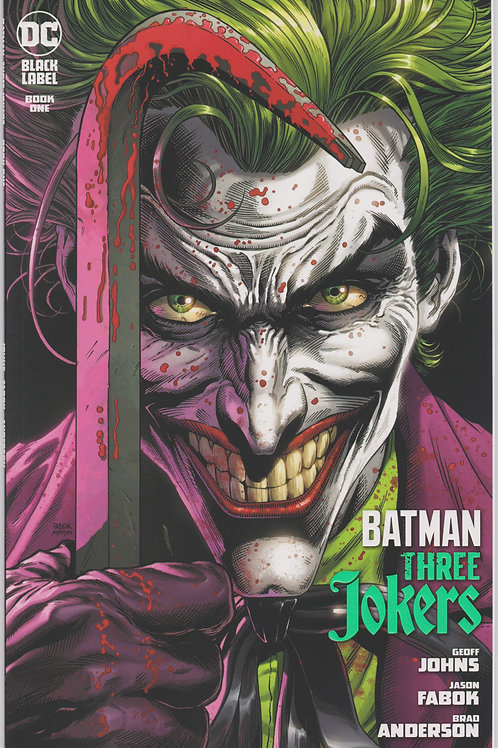 Batman : Three Jokers #1 (of 3)