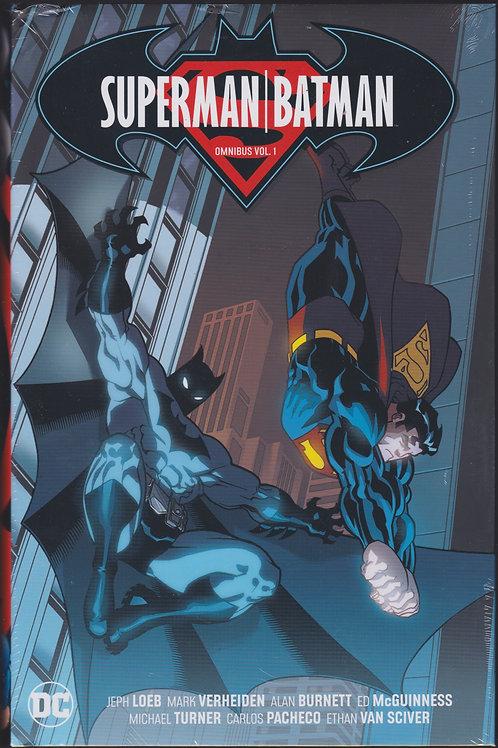Superman Batman Omnibus Volume 1