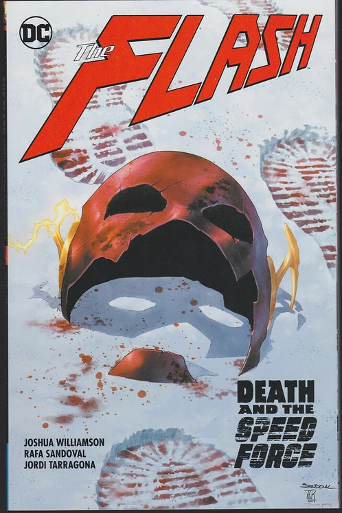 Flash Vol 12 Death And The Speed Force