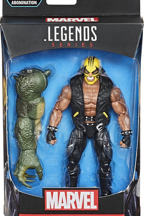 Marvel Legends Series 6-Inch Rage Action Figure with Abomination Arm
