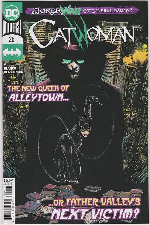 Catwoman #26 (Joker War)