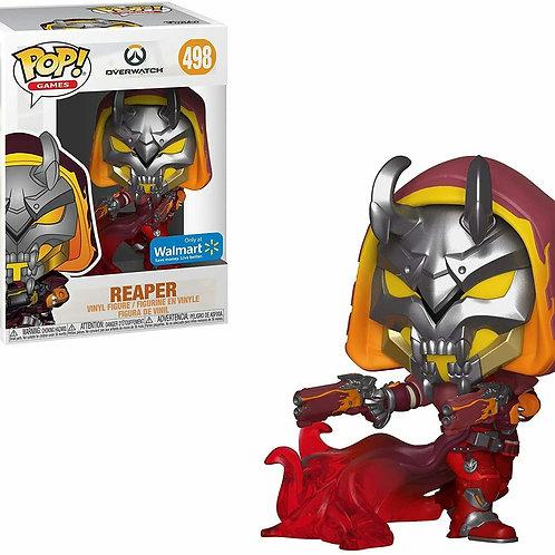 Funko Pop! Overwatch Reaper (Hell Fire) Walmart Exclusive #498
