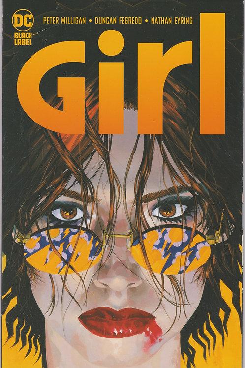 Girl DC Black Label