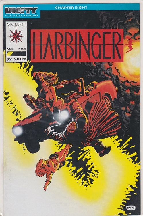 Harbinger # 8