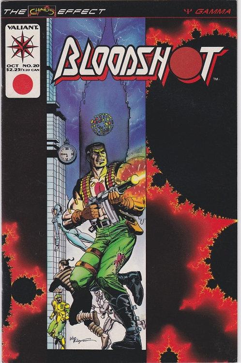 Bloodshot #20