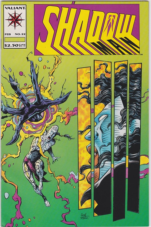 Shadowman #22