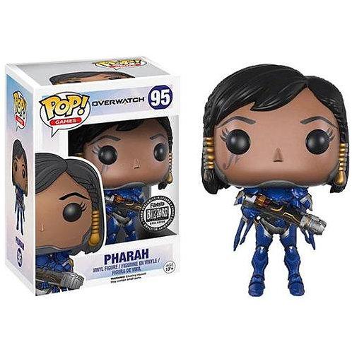 Funko Pop! Games Overwatch Pharah Blizzard Exclusive Vinyl Figure #95