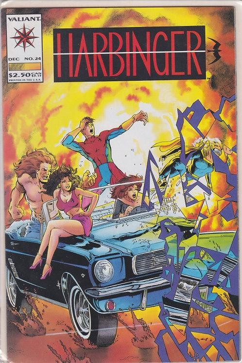 Harbinger #24