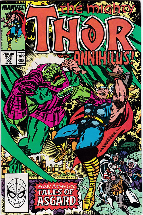 The Mighty Thor #405 (1st Series)
