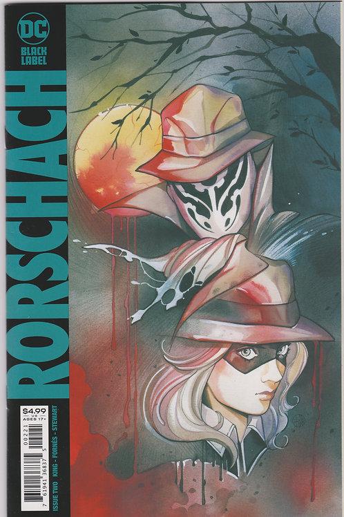 Rorschach #2 (of 12)