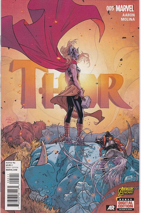 Thor #5 (4th Series)