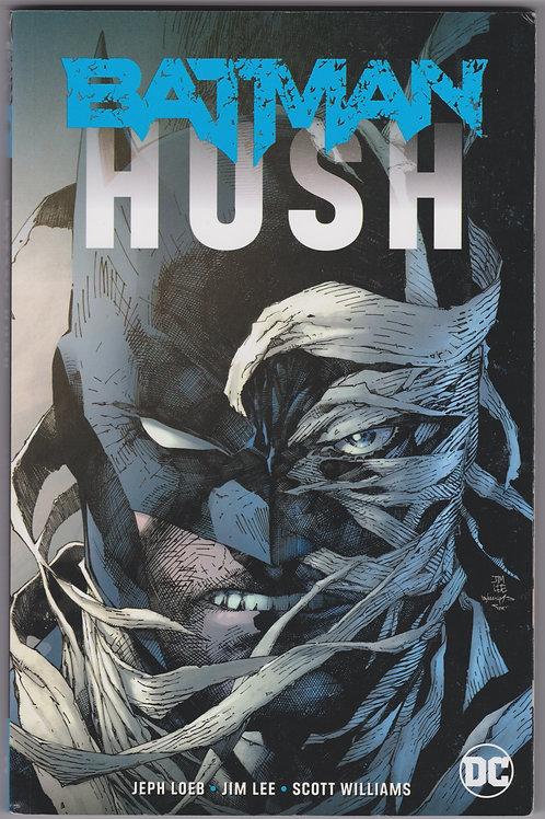 Batman: Hush (New Edition) Softcover Graphic Novel