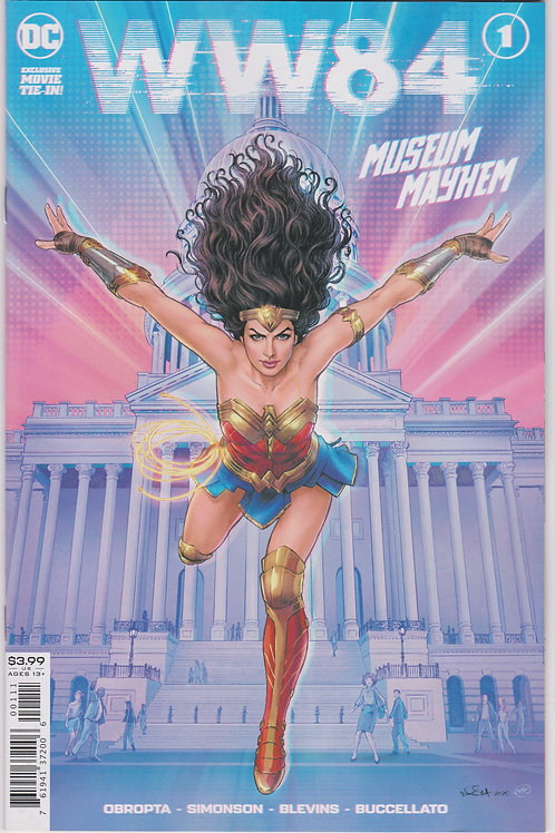 Wonder Woman 1984 (One Shot)