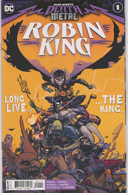 Dark Nights Death Metal Robin King (One Shot)