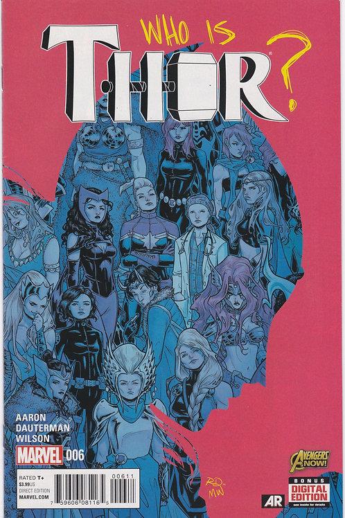 Thor #6 (4th Series)