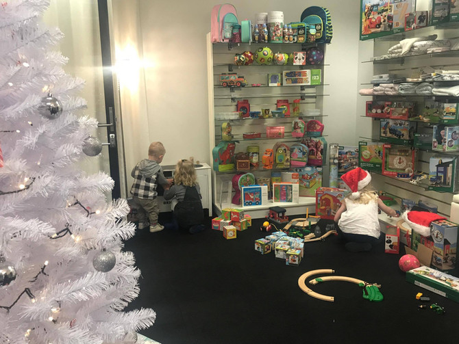 Christmas in July With Childsmart