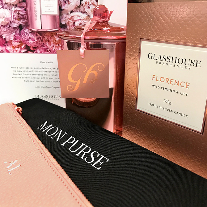 Glasshouse Fragrances Mother's Day Campaign