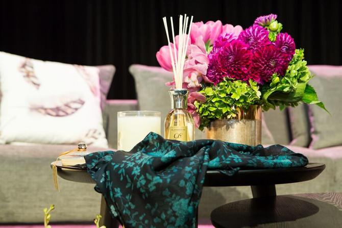 Glasshouse Fragrances at Business Chicks Event