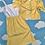 Thumbnail: 1970S TWO PIECE DRESS SET