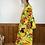 Thumbnail: YELLOW FLORAL COTTON DRESS