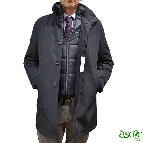 Cappotto da uomo  con doppia chiusura