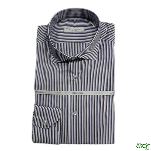 Striped Antonelli men's shirt