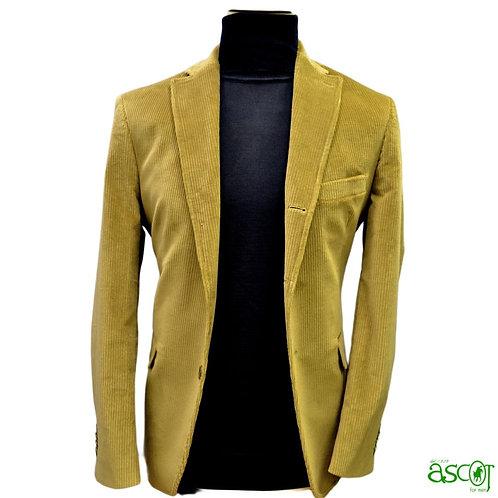 Men's velvet jacket