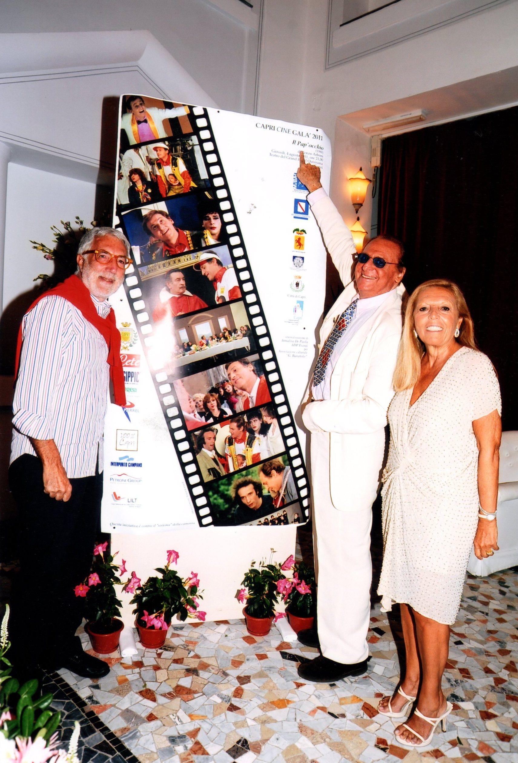 """Film presentation """"Il Papocchio"""""""