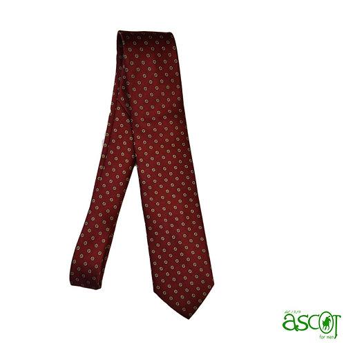 Tie of the silk 100%