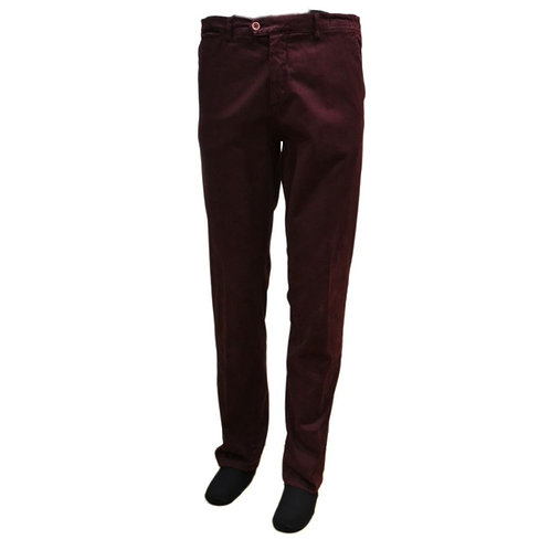 Winter cotton trousers - edge. Tailored line