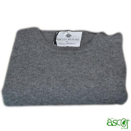 Maglione di cashmere girocollo